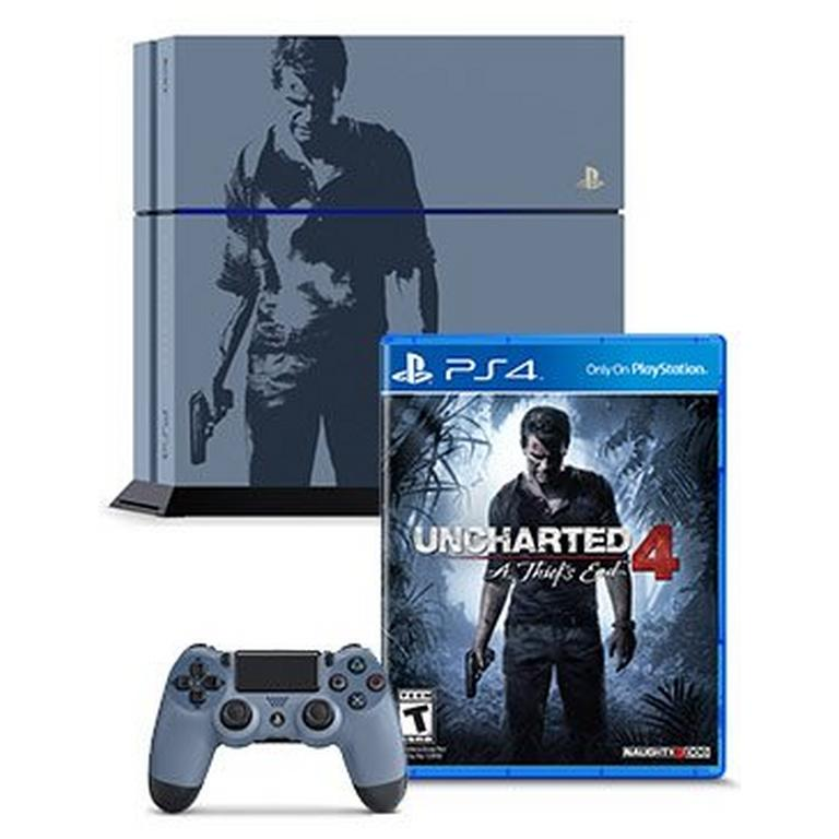 Playstation 4 Uncharted 4 Ep676500137 Epicerielebonchoix Com