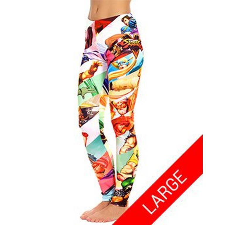 Street Fighter Legging