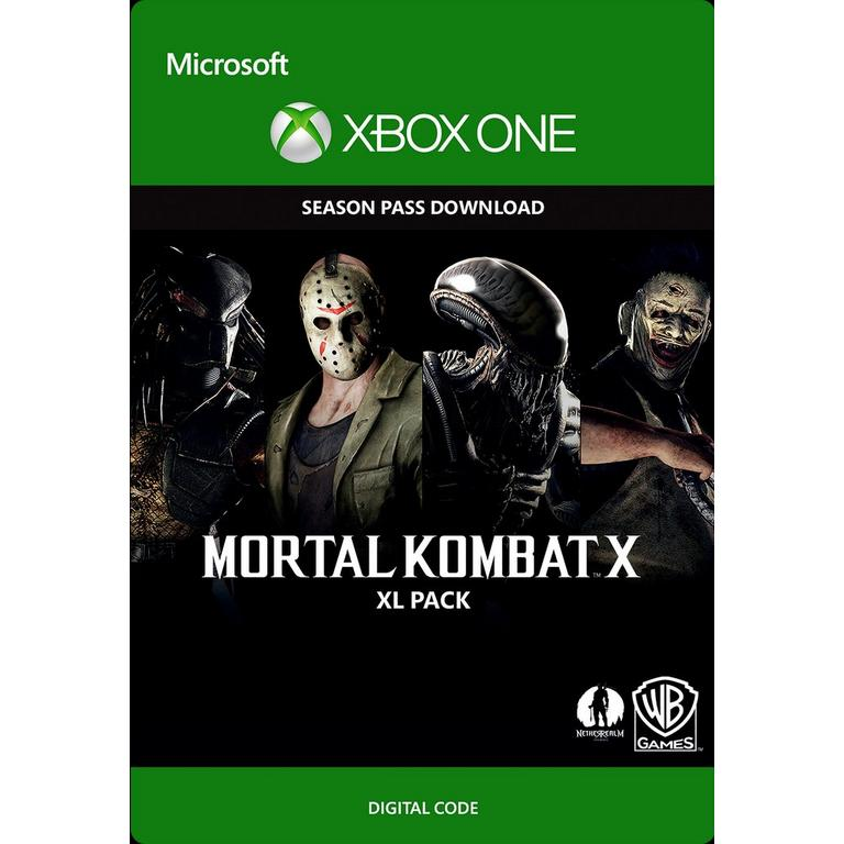 Mortal Kombat X: XL Pack