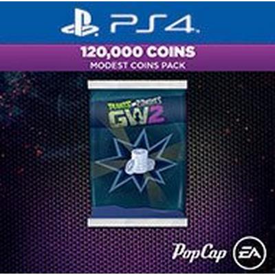Plants vs. Zombies Garden Warfare 2 120,000 Modest Coins Pack