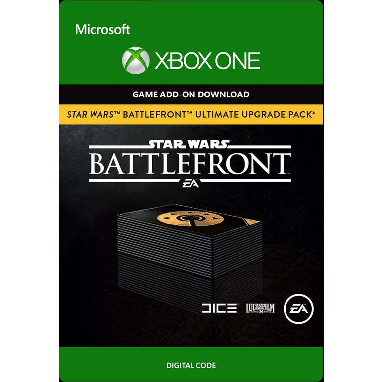 Star Wars Battlefront Ultimate Upgrade Pack
