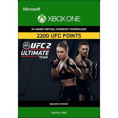 EA Sports UFC 2 - 2200 UFC Points