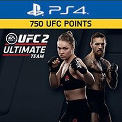 EA Sports UFC 2 - 750 UFC Points