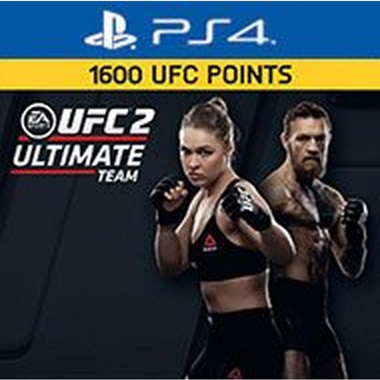 EA Sports UFC 2 - 1600 UFC Points