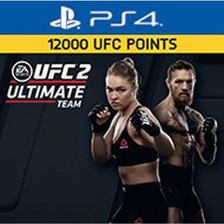 EA Sports UFC 2 - 12000 UFC Points