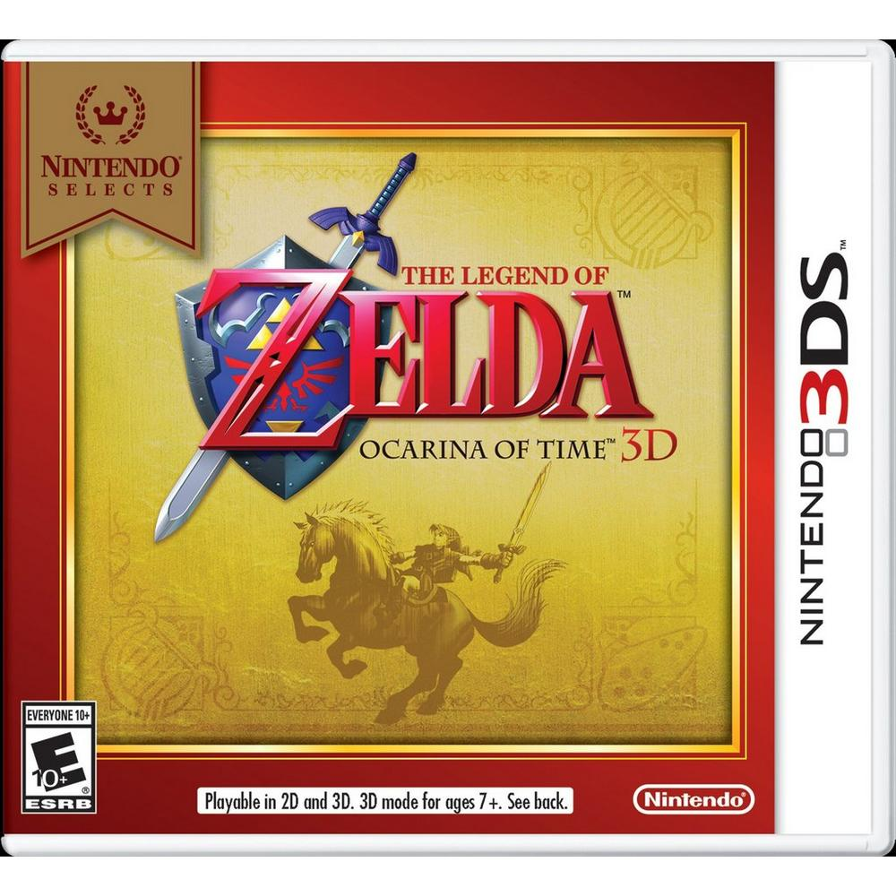 The Legend of Zelda: Ocarina of Time - 3DS | Nintendo 3DS