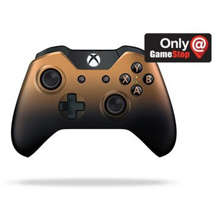 Microsoft Xbox One Copper Shadow Wireless Controller Only at GameStop