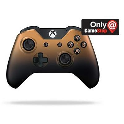 Xbox One Copper Shadow Wireless Controller Only at GameStop
