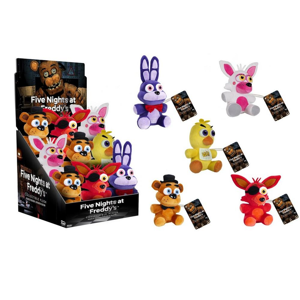 Five Nights at Freddy's Collectible Plush (Assortment) | GameStop
