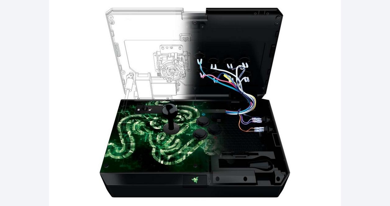 Razer Atrox - Mod-Capable Arcade Fight Stick and Gaming Controller for Xbox  One with Internal Storage Compartment | Xbox One | GameStop