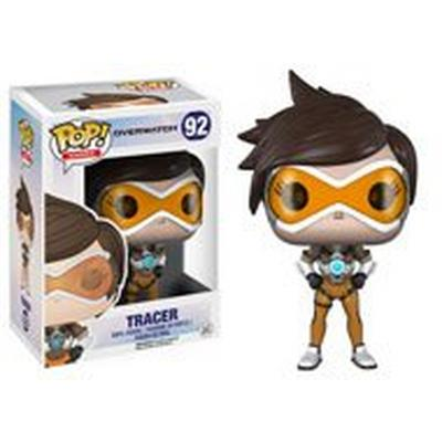 POP! Video Games: Overwatch Tracer Figure