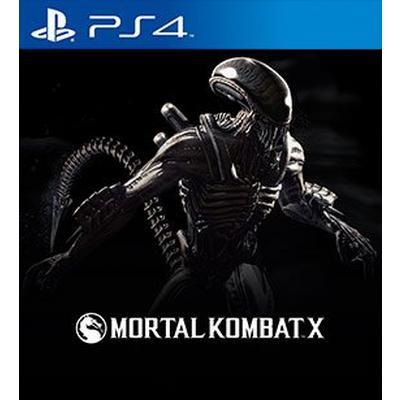 Mortal Kombat X Alien