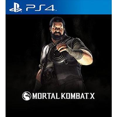 Mortal Kombat X Bo' Rai Cho
