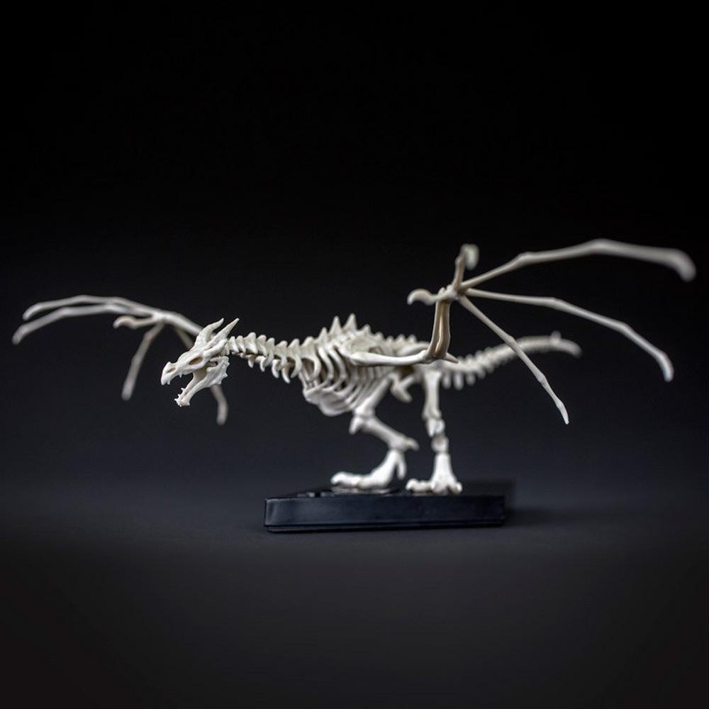 Skyrim Skeletal Dragon Model Kit | GameStop