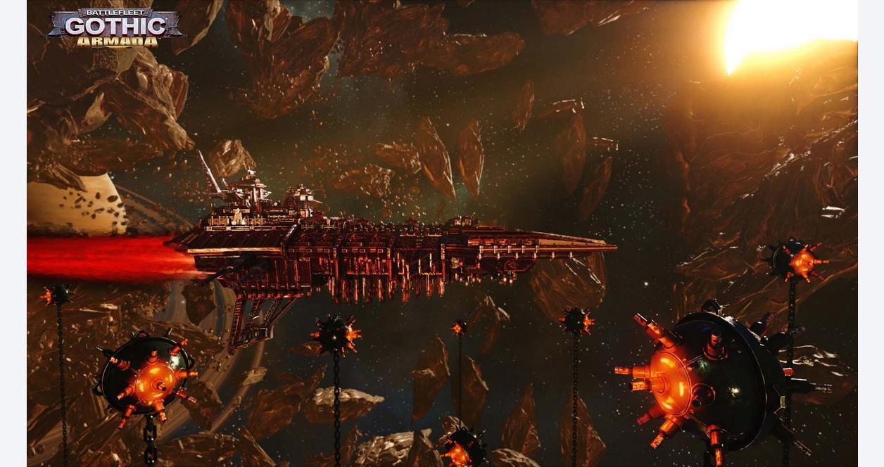 Battlefleet Gothic Armada