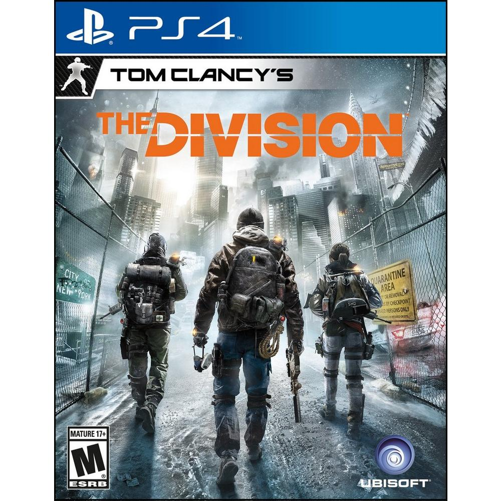 Tom Clancy's The Division | PlayStation 4 | GameStop