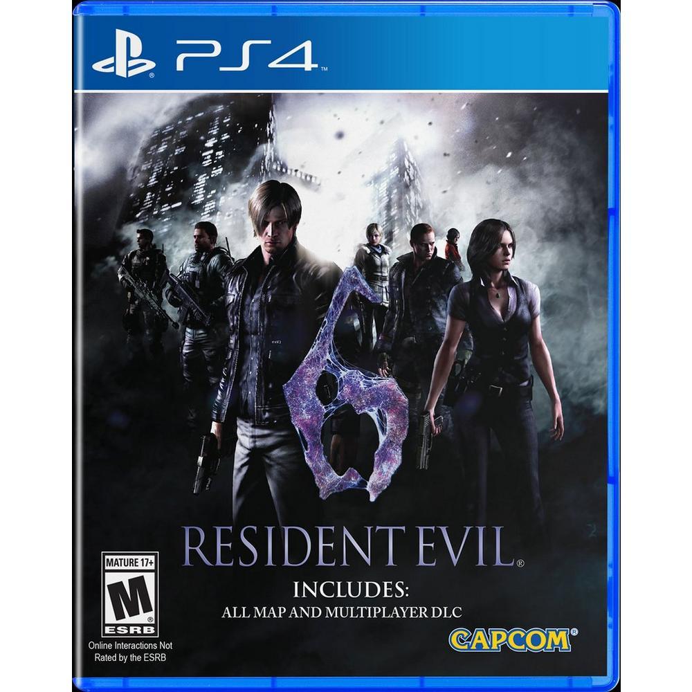 Resident Evil 6 HD | PlayStation 4 | GameStop