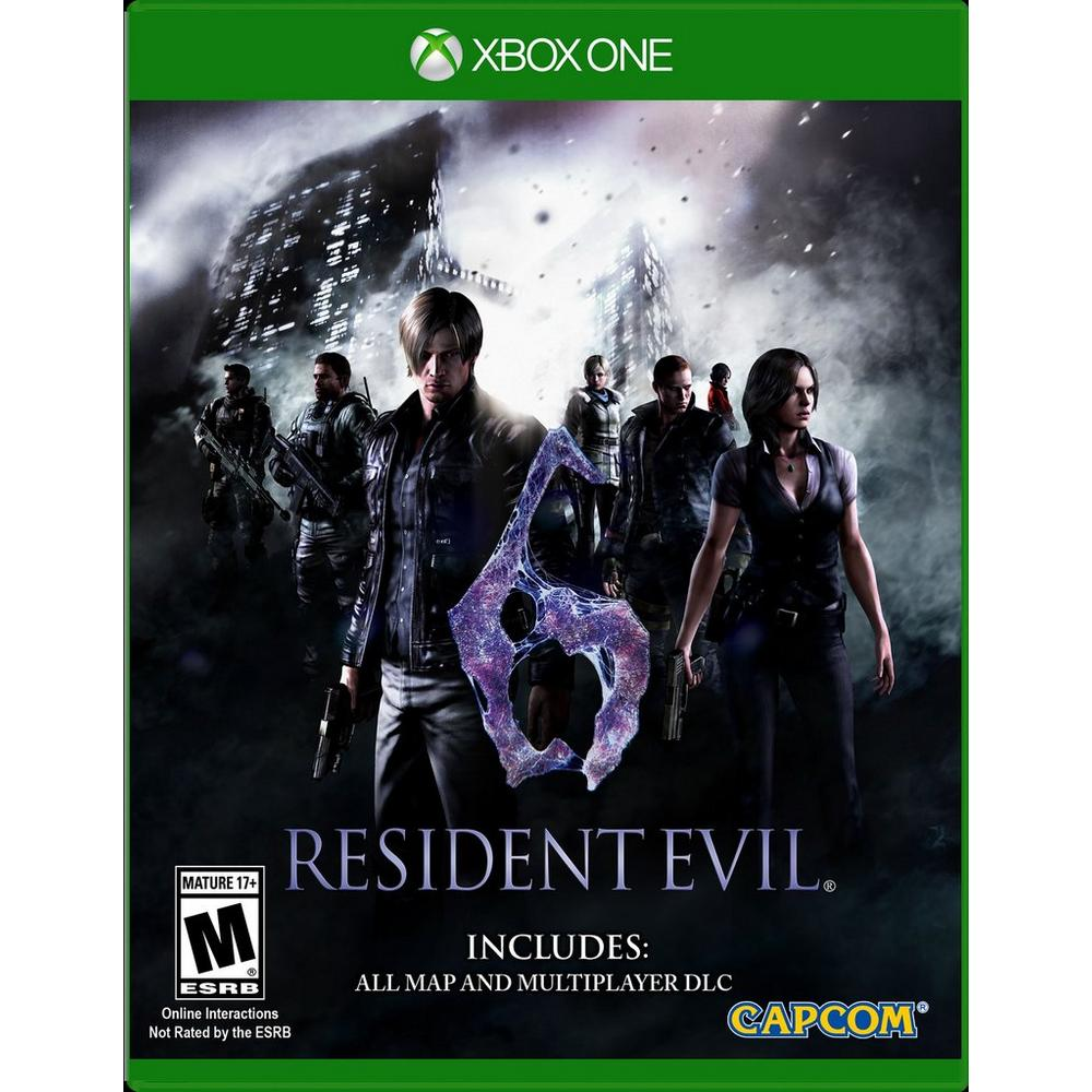 Resident Evil 6 HD | Xbox One | GameStop
