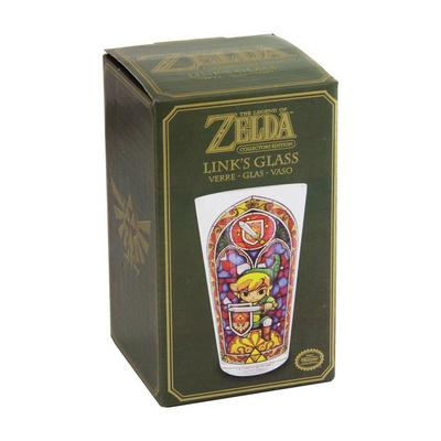 The Legend of Zelda: Wind Waker Pint Glass