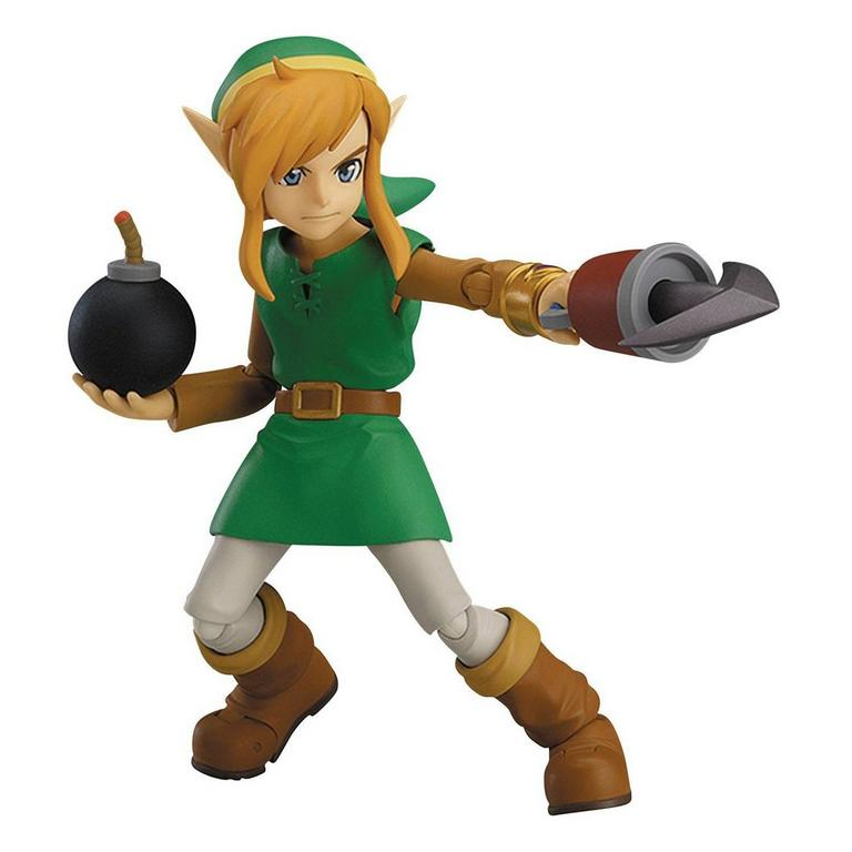 The Legend of Zelda: A Link Between Worlds: Link Deluxe Figma