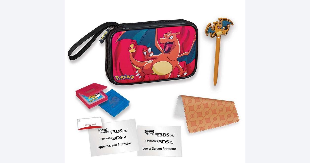 Nintendo 3DS XL Pokemon Essentials Starter Kit (Assortment)