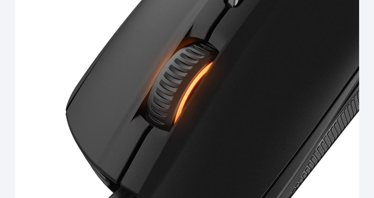 SteelSeries Mouse Rival 100 - Black