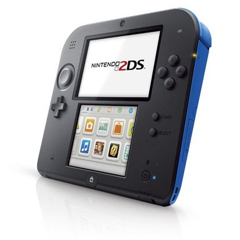 Nintendo 2DS Blue