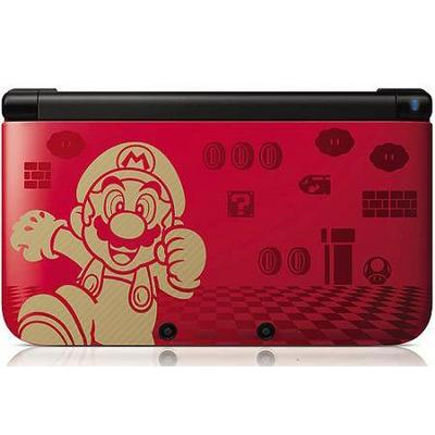 Nintendo 3DS XL System - Super Mario Bros 2 Edition
