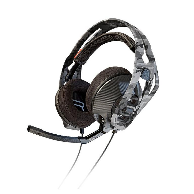 Plantronics RIG 500HS Arctic Camo Stereo Gaming Headset - Only at GameStop