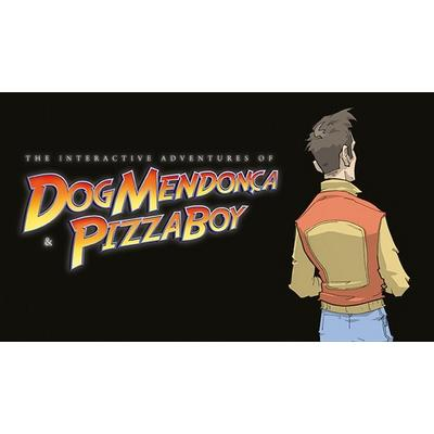 The Interactive Adventures of Dog Mendonca and Pizzaboy