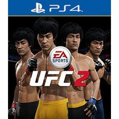 EA Sports UFC 2 - Bruce Lee Bundle
