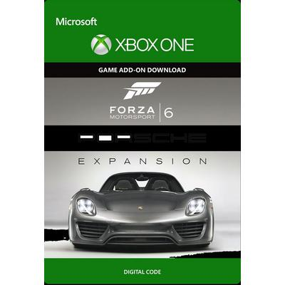 Forza Motorsport 6 - Porsche Expansion