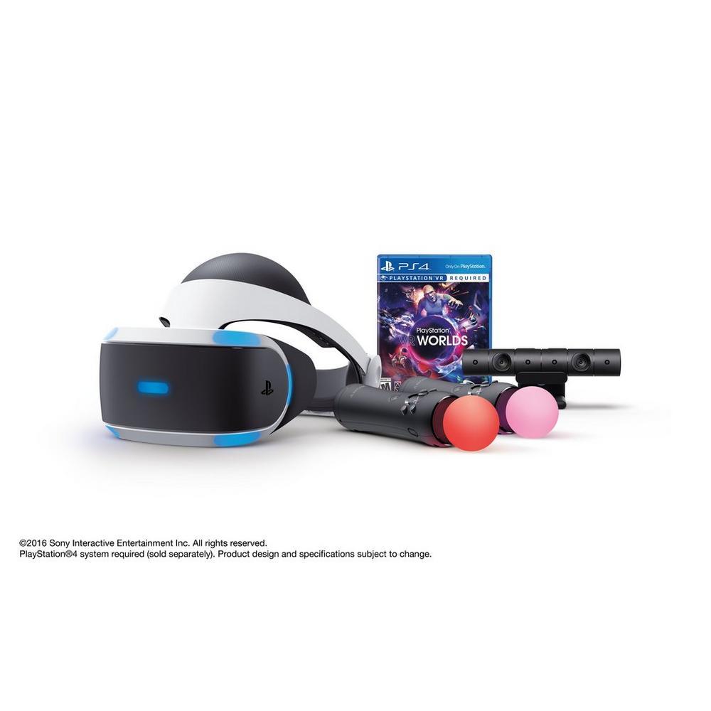 2d73bb0e45512 PlayStation VR - Launch Bundle | <%Console%> | GameStop