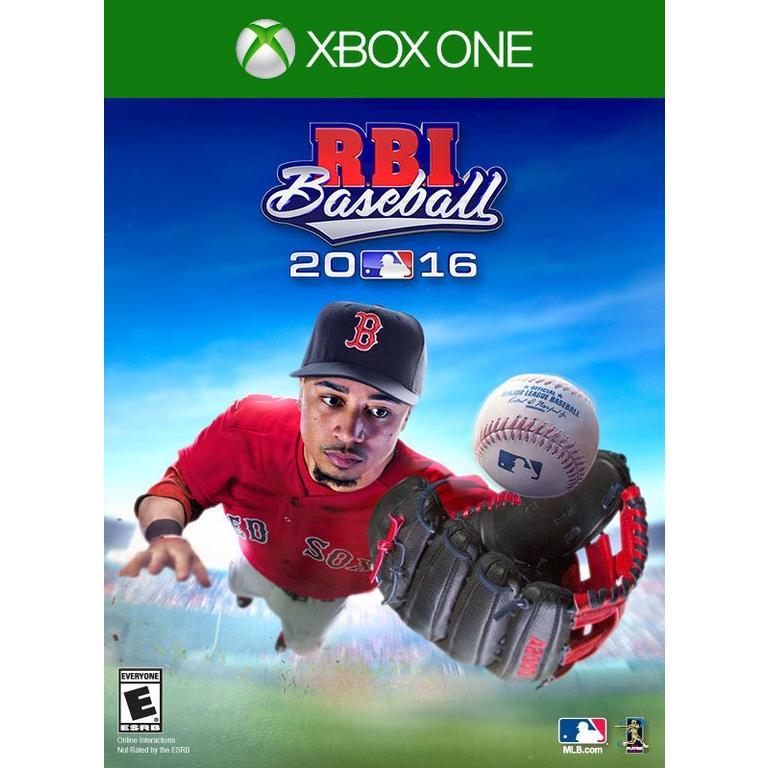 R.B.I. Baseball 2016
