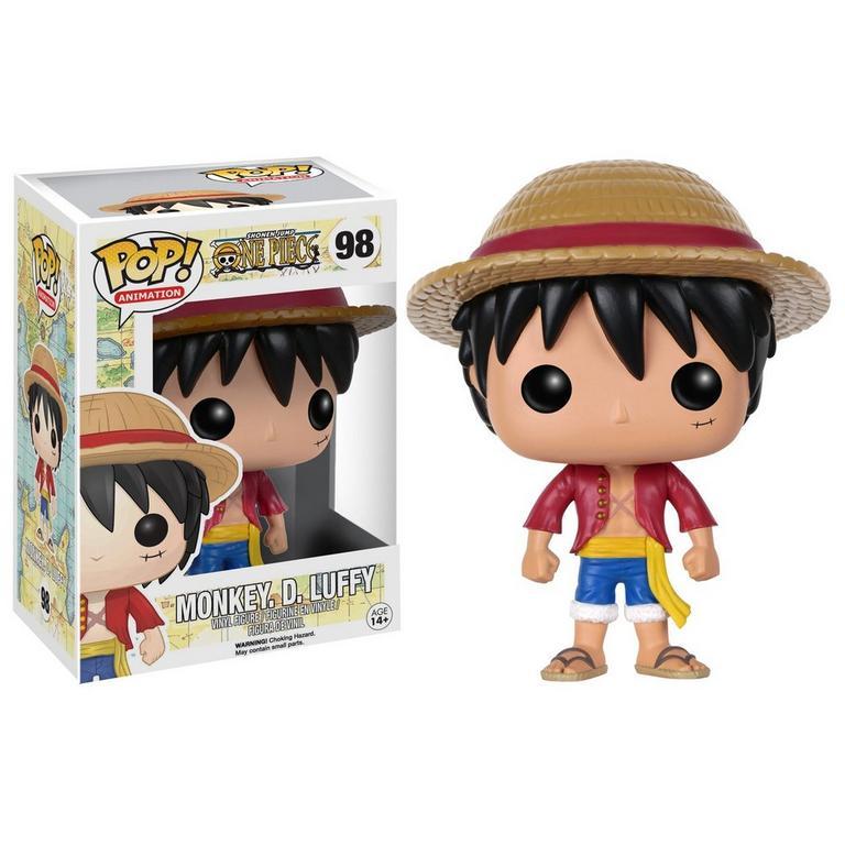 POP! Anime: One Piece Monkey D. Luffy