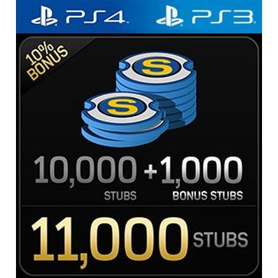 MLB The Show 16 - Stubs (11000)