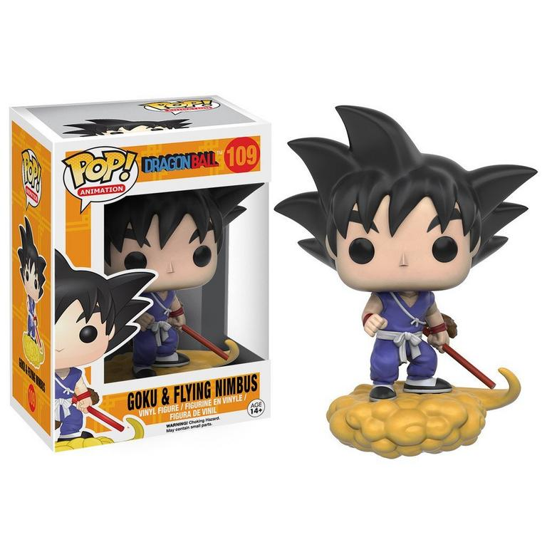 POP! Animation: Dragon Ball Goku and Flying Nimbus