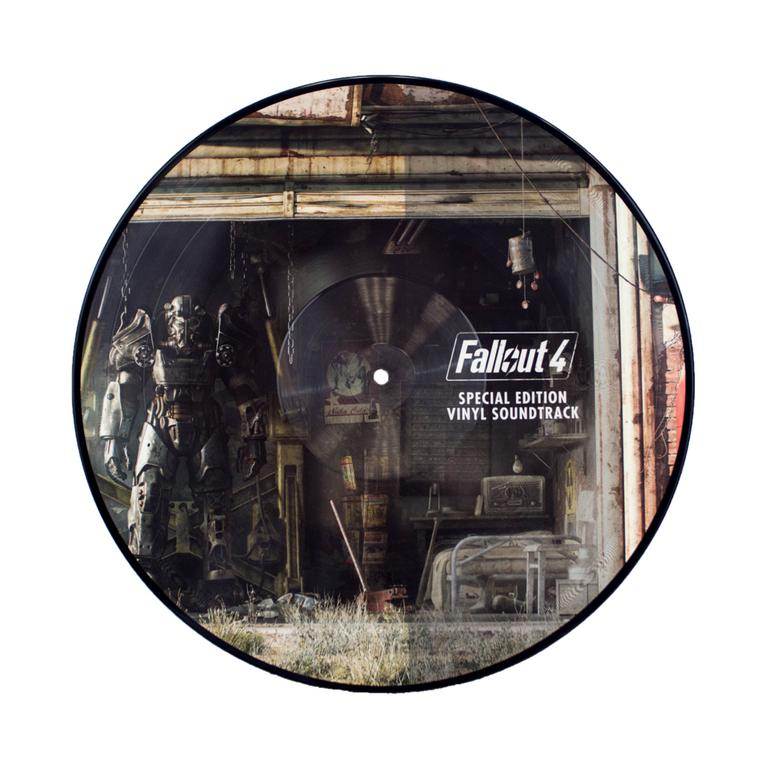Fallout 4 Special Edition Vinyl Soundtrack