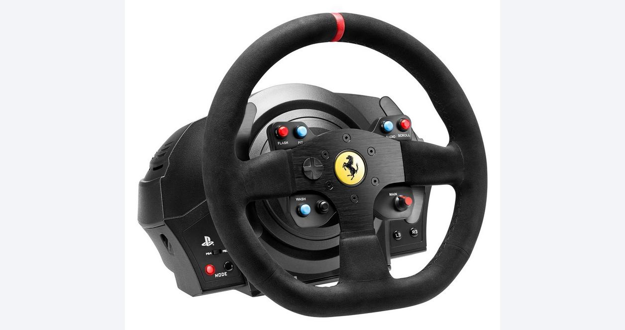 Thrustmaster T300 Ferrari Alcantara Racing Wheel