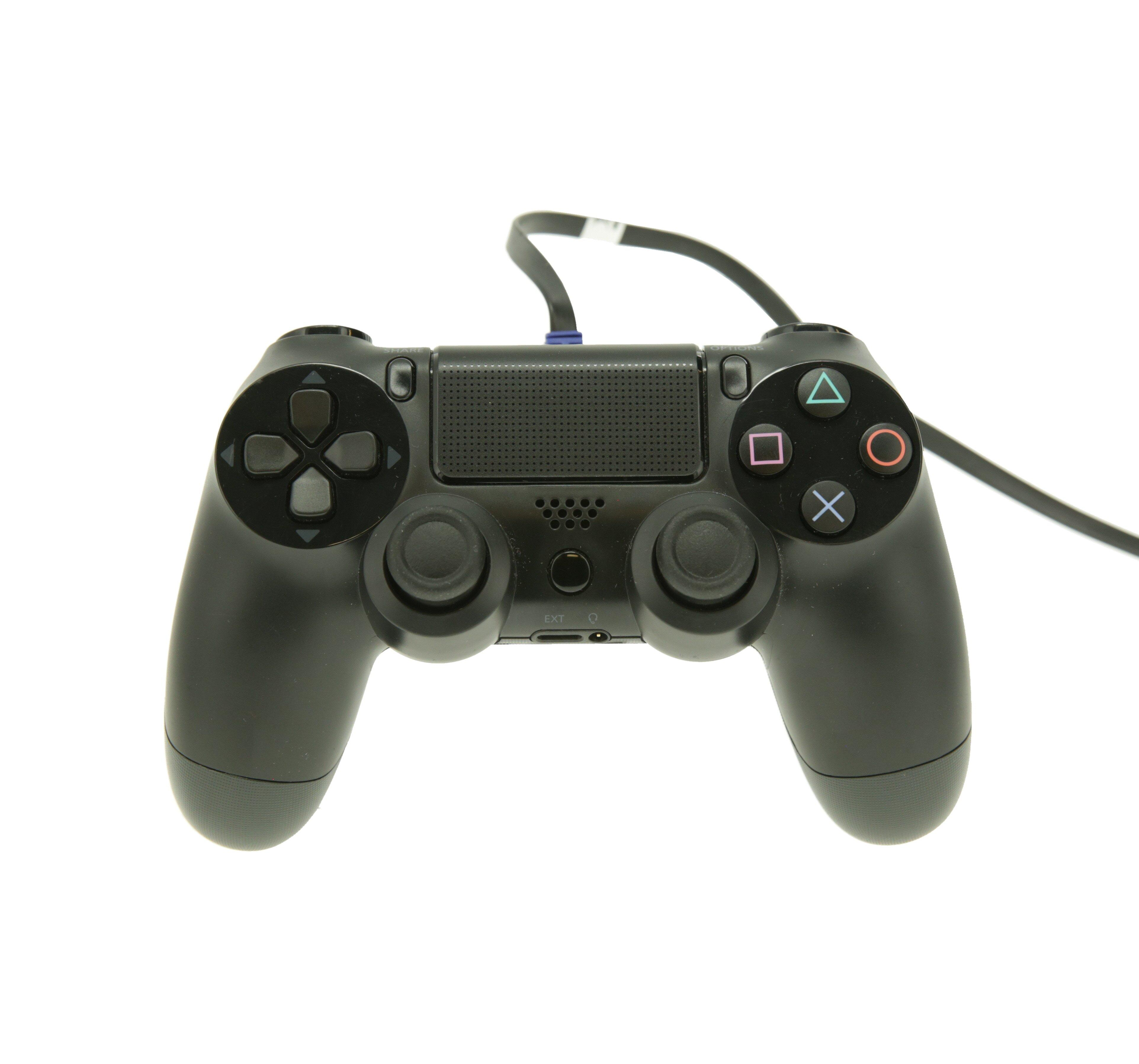 Playstation 4 Wired Controller Any Used Playstation 4 Gamestop