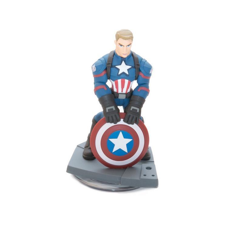 Disney Infinity Captain America 1st Aveger