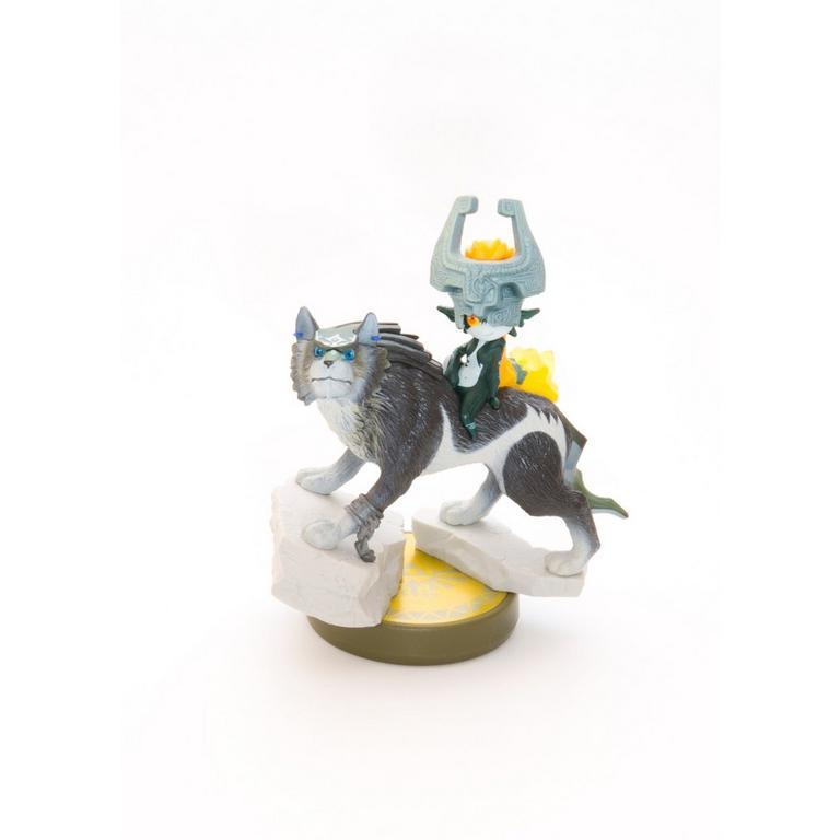 Twilight Princess Wolf Link amiibo