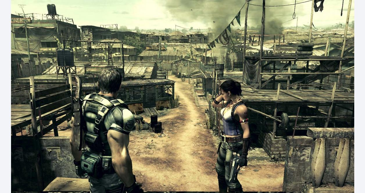 Resident Evil 5 HD | Xbox One | GameStop