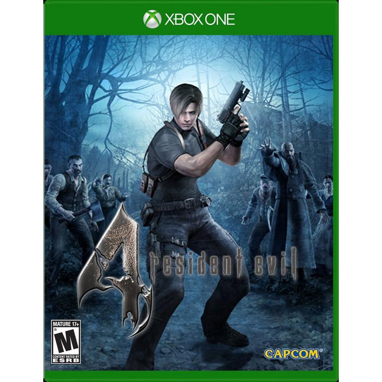 Resident Evil 4 Hd Xbox One Gamestop