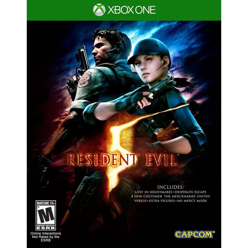 Resident Evil 5 Hd Xbox One Gamestop