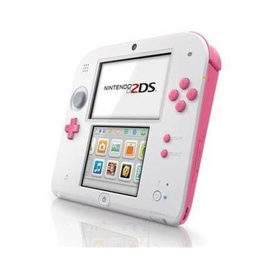Nintendo 2DS Peach Pink