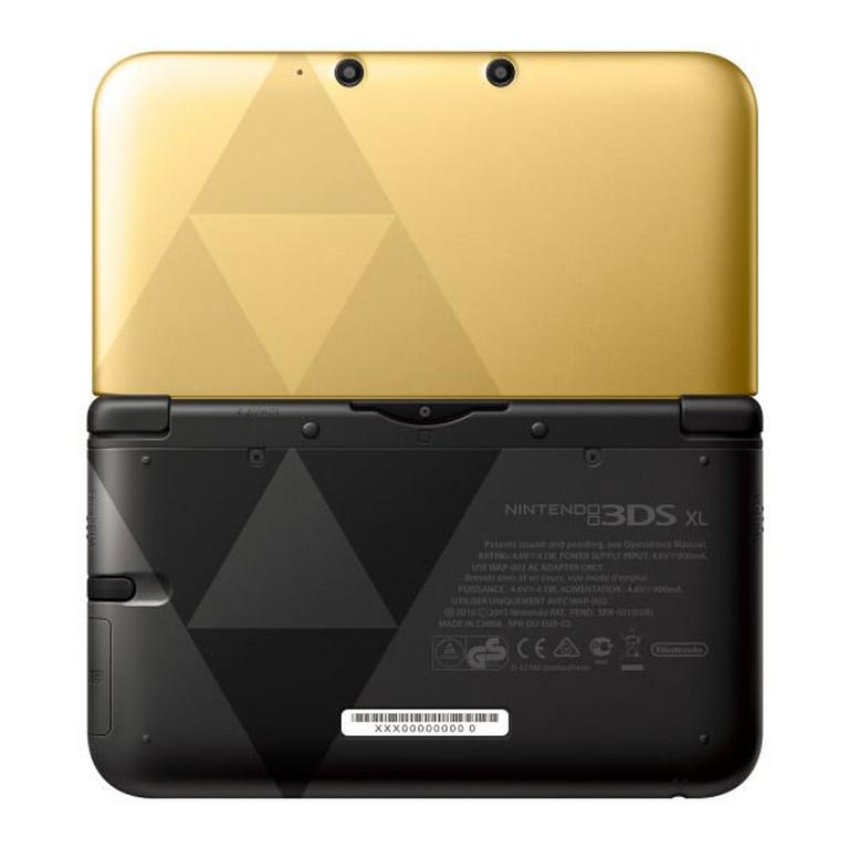 Nintendo 3DS XL The Legend of Zelda Triforce