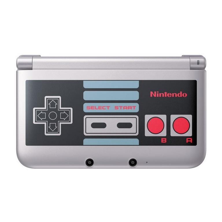 Nintendo 3DS XL NES