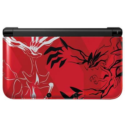 Nintendo 3DS XL System - Pokemon X/Y Red