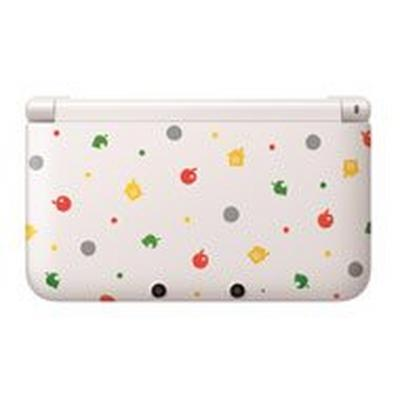 Nintendo 3DS XL Animal Crossing White